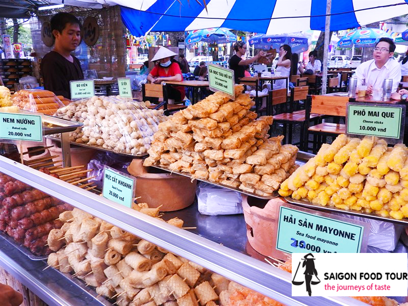 SAIGON FOOD FESTIVAL 2015 – TASTE OF THE WORLD